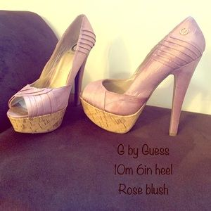 G by Guess 6 in heels